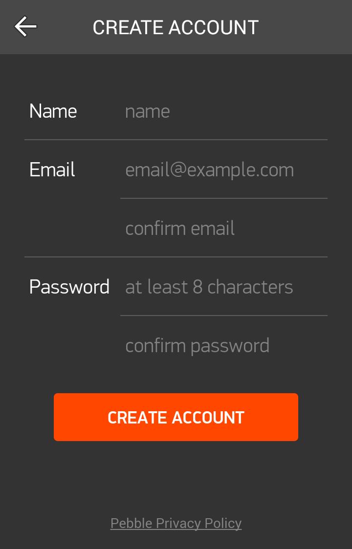 pebble_time_applicazione_crea_account