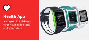 pebble health app