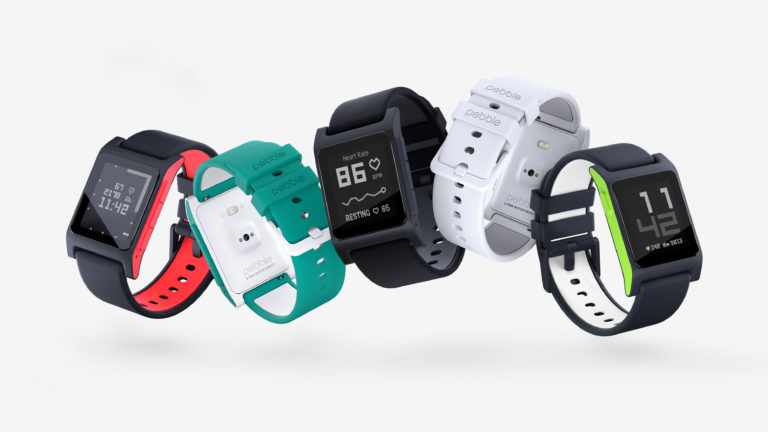 Pebble 2 smartwatch gallery