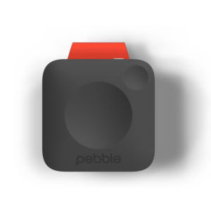 Pebble Core smartwatch portable