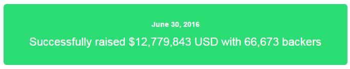 pebble 2 kickstarter 30 giugno 2016